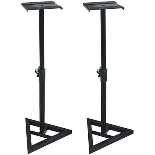 Deco Gear PA Speaker Stand Holds up to 10` Speakers Kit- SS3518-K