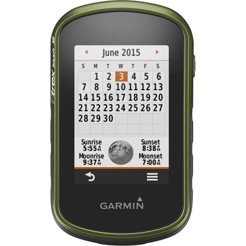 Garmin eTrex Touch 35 Color GPS/GLONASS w/ 3-axis Compass - 010-01325-10