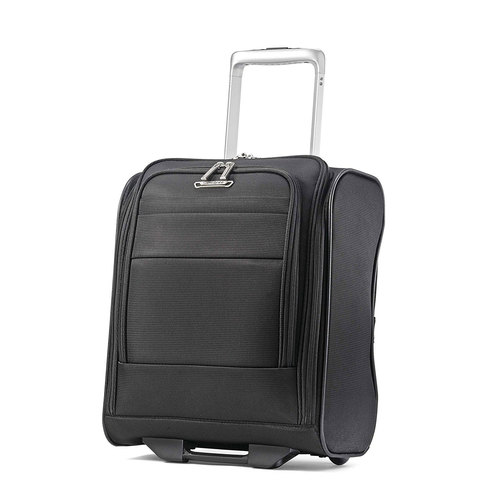 Samsonite Eco-Glide Wheeled Underseater - Midnight Black