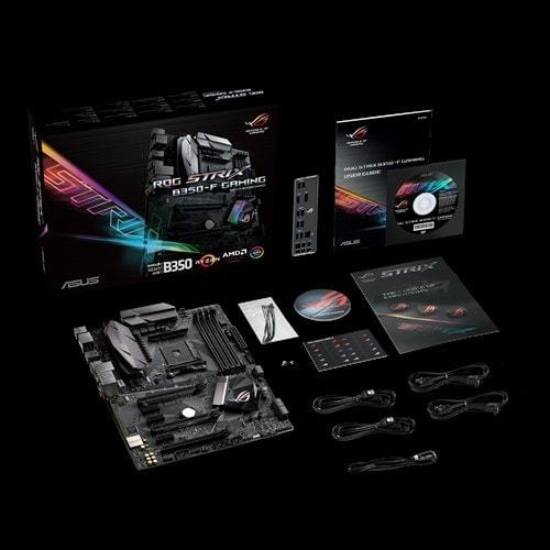 Asus Strix B350F Gaming Motherboard