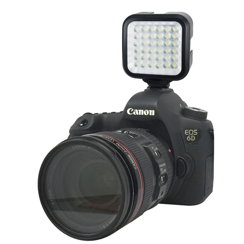General Brand SLR Photo and Video Battery Powered LED Light