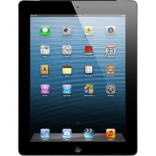 Apple iPad 2 16GB with Wi-Fi - Black (MC769LL/A) Refurbished