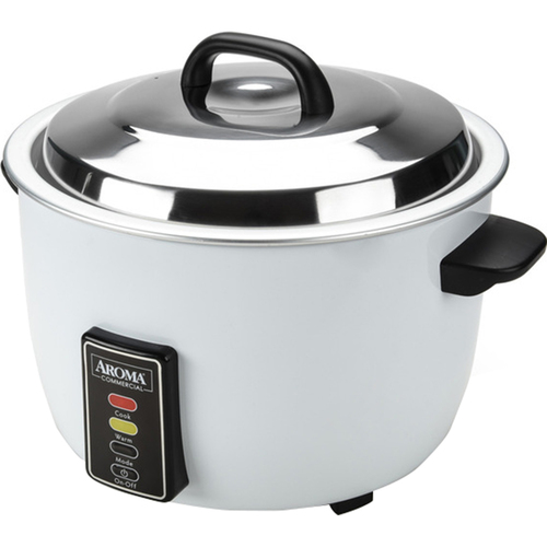 Aroma 60-Cup Commerical Rice Cooker (OPEN BOX)
