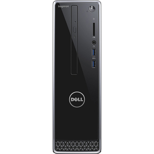 Dell Inspiron 3268 Intel Core i3-7100 Small Desktop in Black (OPEN BOX)