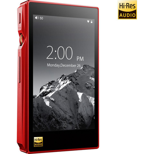FiiO X5-III High Resolution Lossless Music Player [Red] - Open Box