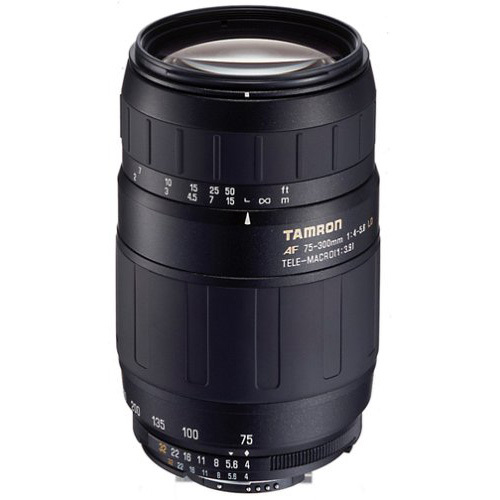 Tamron 75-300mm F/4-5.6 LD For Canon, WIth 6-Year USA Warranty
