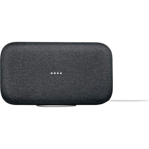 Google Home Max Premium Wifi Smart Speaker - Charcoal - (GA00223-US)