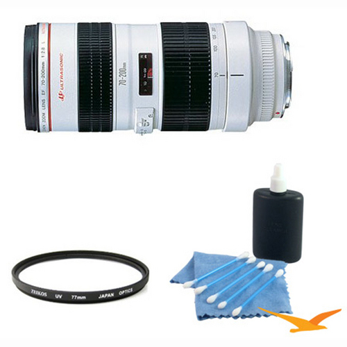 Canon EF 70-200MM F /2.8L USM Lens Super Saver Kit