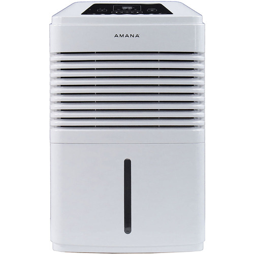 Amana 70 Pint Dehumidifier in White - AMAD701AW