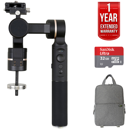 Feiyutech G360 Panoramic Camera Gimbal for Smartphones w/ SLR GO PACK Bundle