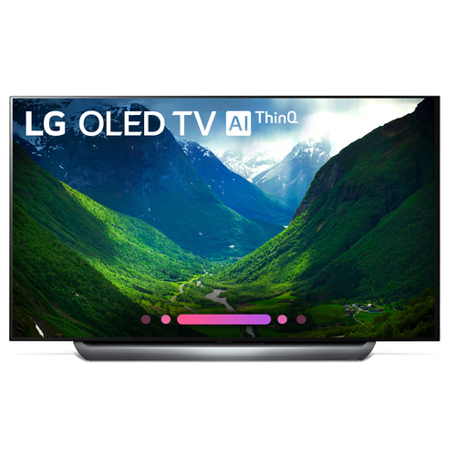 LG OLED65C8PUA 65` C8 OLED 4K HDR AI Smart TV (2018 Model)