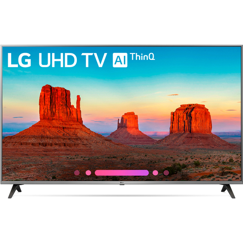 LG 55UK7700PUD 55` Class 4K HDR Smart LED AI UHD TV w/ThinQ (2018 Model)