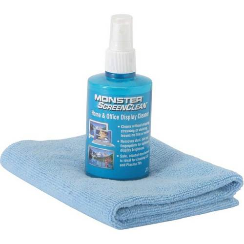 Monster Ultimate Performance TV/LCD Screen Cleaning Kit
