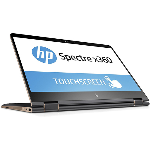 Hewlett Packard Spectre x360 15-bl152nr 8th Gen Core i7 512GB SSD 15.6` 4K Notebook REFURBISHED