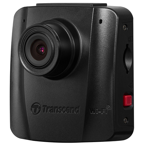 Transcend 16GB DrivePro 50 Dash Cam, Non-LCD, with Suction Mount, TS16GDP50M