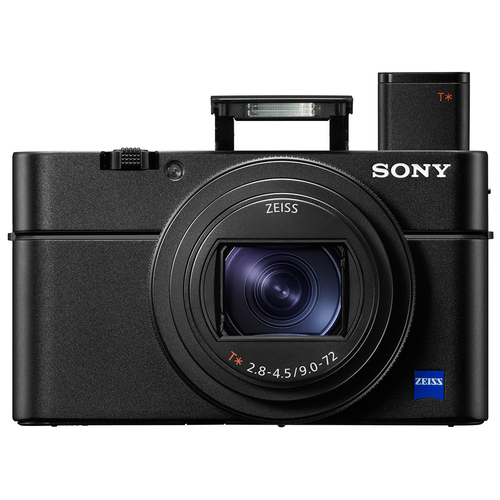 Sony RX100 VI Cyber-shot Digital Camera 20.1 MP with 24-200mm Zoom DSC-RX100M6