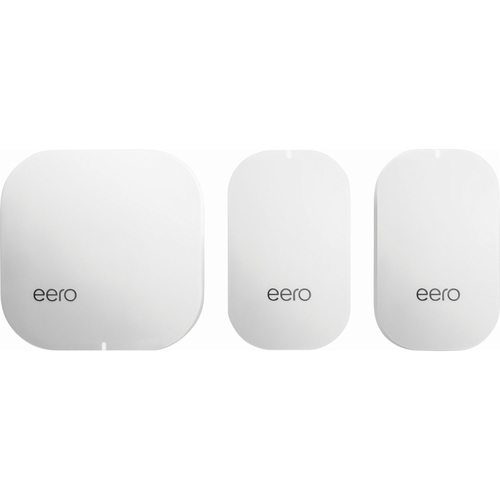 eero Home Mesh WiFi System (1 eero, 2 Beacons) 2nd Generation, M010301