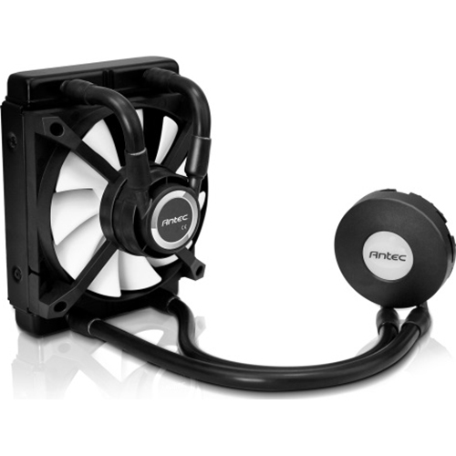 Antec Single Fan Liquid CPU Cooler in Black (OPEN BOX)