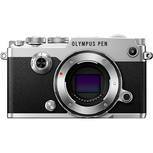 Olympus PEN-F 20MP Mirrorless Micro Four Thirds Digital Camera Body (OPEN BOX)