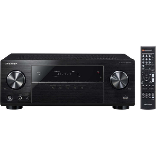 Pioneer VSX-532 5.1-Channel AV Receiver w/Ultra HD Pass-through w/HDCP 2.2 (OPEN BOX)