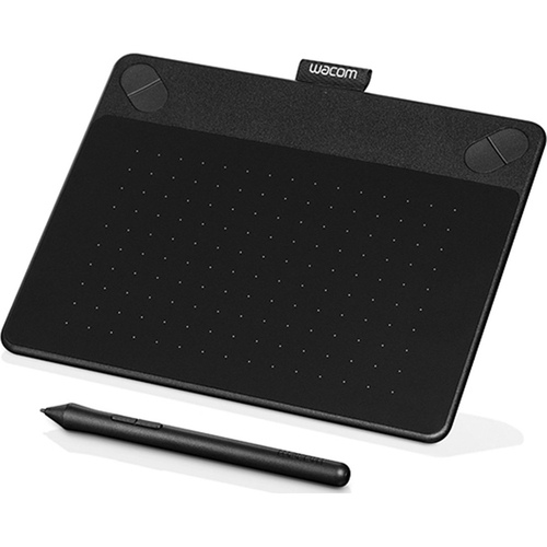 Wacom Intuos Art Pen and Touch Tablet - Small Black (OPEN BOX)