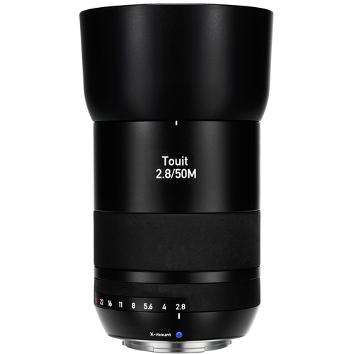 Zeiss Touit 50mm f/2.8 Macro Sony E-Mount Lens (OPEN BOX)