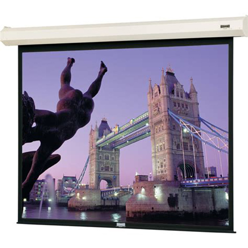 DA-Lite 87` x 139` Cosmopolitan Electrol Projection Screen - 34468EL