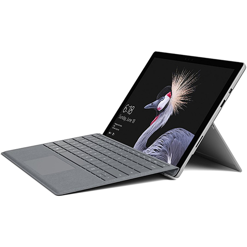 Microsoft Surface Pro (Intel Core i5, 8GB RAM, 128GB) with Platinum Type Cover