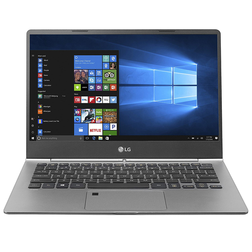 LG 13.3` Ultra-Lightweight Touchscreen Laptop with Intel Core i7-8550