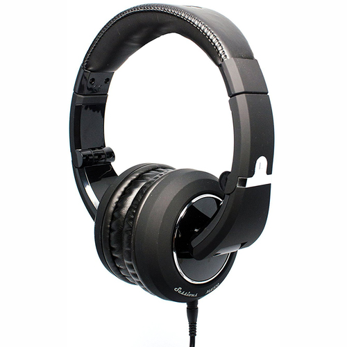 Closed-back Studio Headphones (MH510)-50mm Drivers-2 Cables & 2 Sets of Earpads