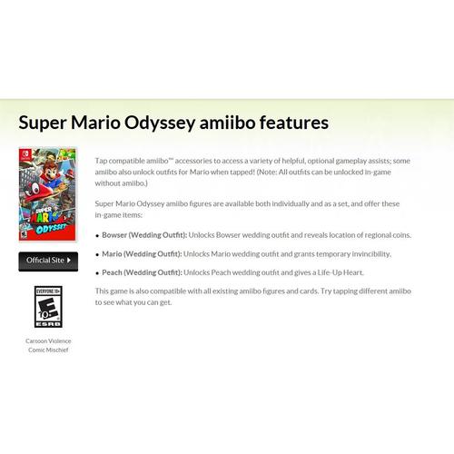Nintendo Super Mario Odyssey - HACPAAACA | BuyDig com