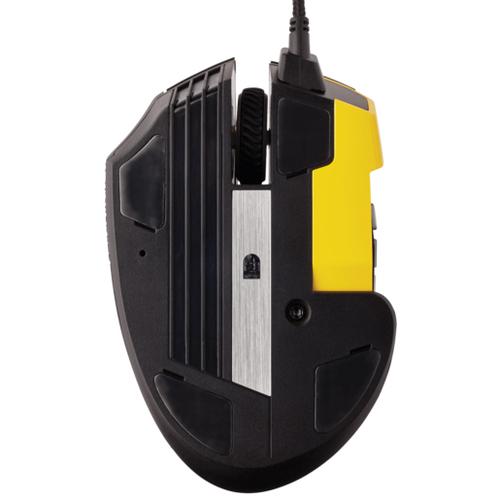 99325bc338f Corsair Scimitar PRO RGB Optical MOBA/MMO Gaming Mouse REFURBISHED    BuyDig.com