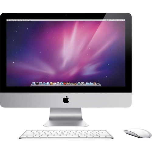 Apple iMac MC508LL/A 21.5-Inch Intel Core i3 Desktop Refurbished