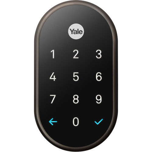 x Yale Lock with Nest Connect - (Oil Rubbed Bronze)