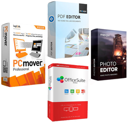 Tech Smart USA Elite Suite 18 Standard Editing Software Bundle