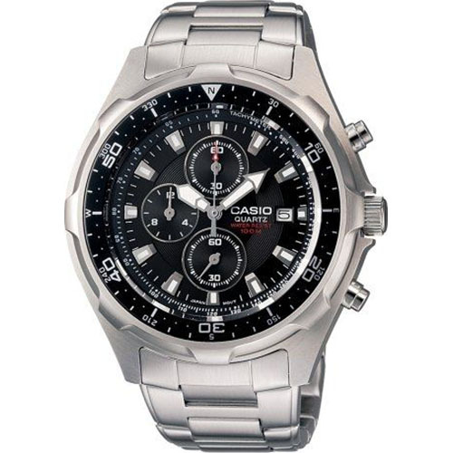 Men's Analog Chronograph Strainless Steel Wrist Watch (OPEN BOX)