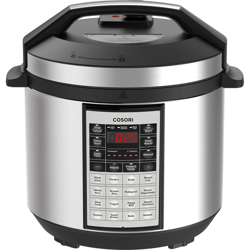 Cosori Cosori 6 Qt Premium 8-in-1 Programmable Multi-Cooker - Open Box