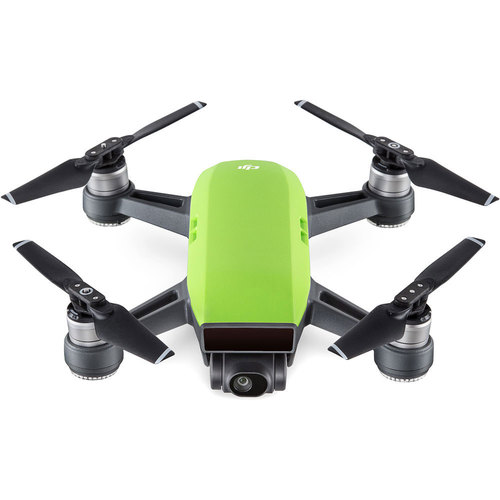 DJI CP.PT.000734 SPARK Intelligent Portable Mini Quadcopter Drone - Meadow Green