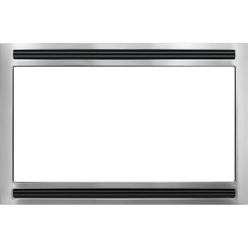 Frigidaire 27'' Microwave Trim Kit in Black Stainless - MWTK27KF - Open Box