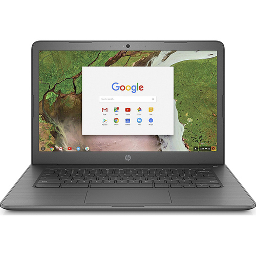 Hewlett Packard 14-ca020nr - 14` Chromebook Intel Celeron N3350 4GB 16GB Laptop - (OPEN  BOX)