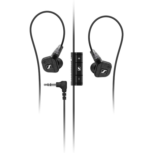 Sennheiser Premium Audiophile Headphones w/ Tunable Bass, Mic, & Remote (OPEN BOX)