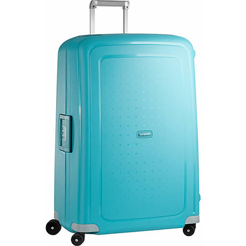 Samsonite S'Cure 30` Zipperless Spinner Luggage - Turquoise - (64512-1012)