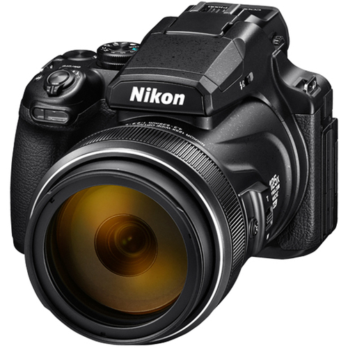 Nikon Nikon COOLPIX P1000 16MP 125x Super-Zoom Digital Camera - (26522) Kit 1
