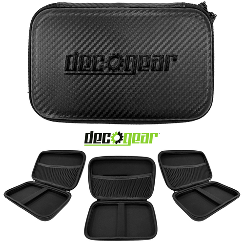 Hard EVA Case with Zipper for Tablets and GPS - 7 Inch