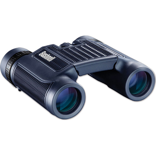 Bushnell H2O Waterproof Compact Roof Prism Binocular 10 x 25mm - Black - Open Box
