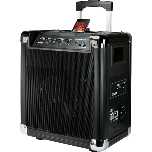 Ion Audio Block Rocker AM/FM Portable PA System for iPod - OPEN BOX
