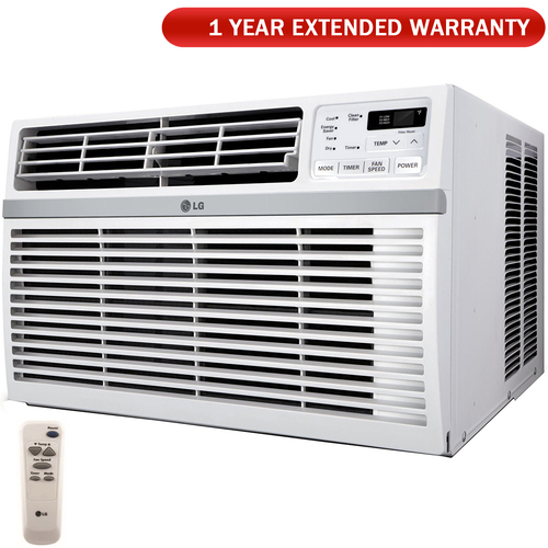 LG 8000 BTU Window Air Conditioner 2016 Estar with 1 Year Extended Warranty