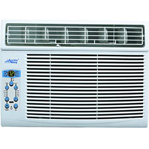 10K Remote Cool Only Window Air Conditioner - AKW10CR71