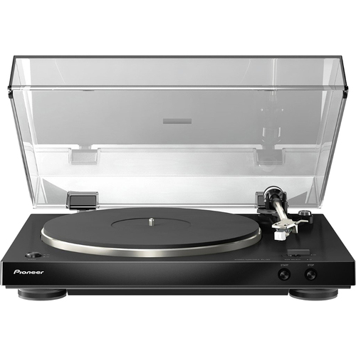 Pioneer PL-30-K Audiophile Stereo Turntable w/ Dual-Layered Chassis & Built-in Phono EQ