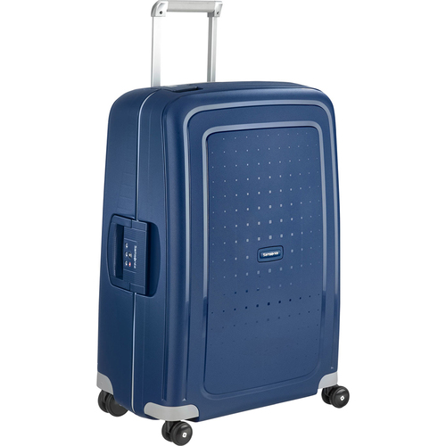 Samsonite S'Cure 28` Spinner Luggage - Blue - OPEN BOX